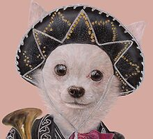 Mexican Chihuahua by RachelWaterman