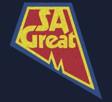 SA Great by Bradley John Holland