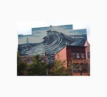 Large Mural, Grove Street, Jersey City, New Jersey T-Shirt