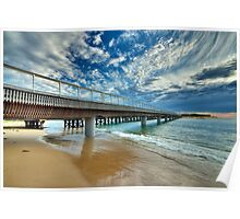 BARWON HEADS BRIDGE Poster