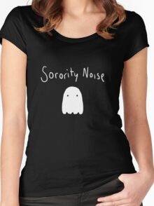 Sorority Noise - Forgettable Album Artwork Women's Fitted Scoop T-Shirt