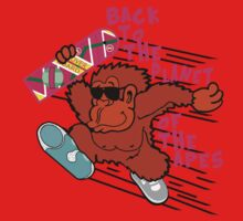 Back to the Planet of the Apes Kids Tee