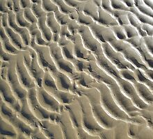 Ripples On North Mission Beach by STHogan