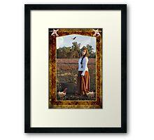 Ceridwen Framed Print