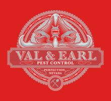 Val & Earl, Pest Control Kids Clothes