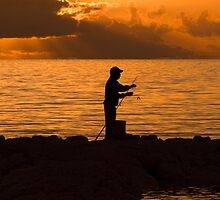 Gone Fishing, Nassau, Bahamas by Shane Pinder