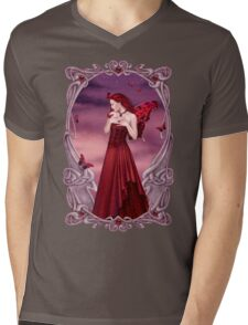 Garnet Birthstone Fairy T-Shirt