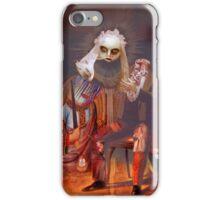 Madonna with Christ Child 52. iPhone Case/Skin