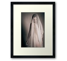 Shrouded Framed Print