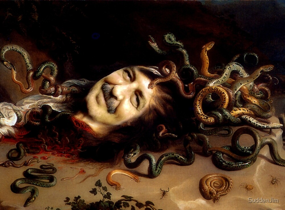 Head Of SuddenJim by SuddenJim