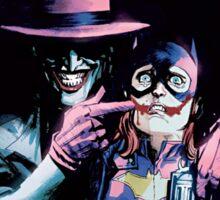 The Joker - Batgirl / Batman The Killing Joke Sticker