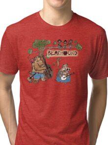 Bearhound Hunt Tri-blend T-Shirt