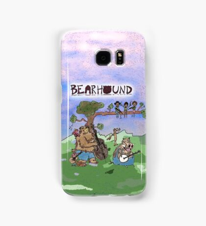 Bearhound Hunt Samsung Galaxy Case/Skin