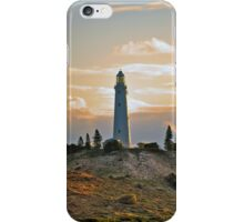 enlightened lighthouse iPhone Case/Skin