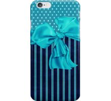 Polka Dots,Stripes,Ribbons & Bows Iphone or Ipod Case iPhone Case/Skin