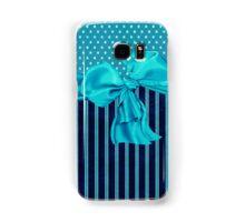 Polka Dots,Stripes,Ribbons & Bows Iphone or Ipod Case Samsung Galaxy Case/Skin