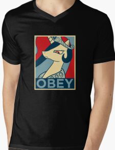 CELESTIA Mens V-Neck T-Shirt