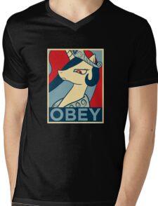 CELESTIA Mens V-Neck T-Shirt
