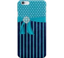 Polka Dots,Stripes,Ribbons & jewels Iphone or Ipod Case iPhone Case/Skin