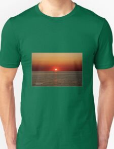 Beautiful Late sunset in Sweden  T-Shirt