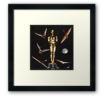 Oscars Night Out Framed Print