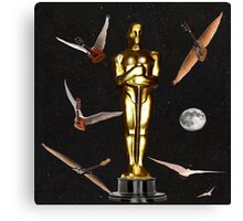 Oscars Night Out Canvas Print