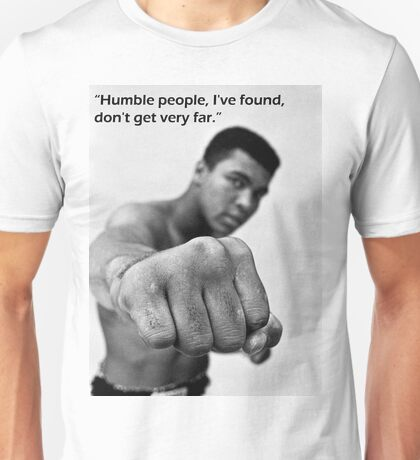 Cassius Clay Unisex T-Shirt