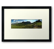 Drakensberg South Africa Framed Print