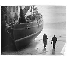 Ship Shape. Poster
