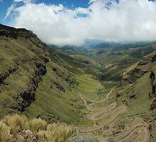 Sani Pass South Africa by sundaysession