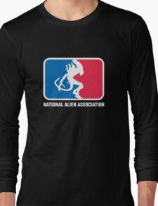 National Alien Association Long Sleeve T-Shirt