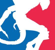 National Alien Association Sticker