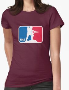National Halo Association Womens Fitted T-Shirt
