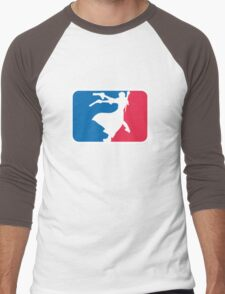 National Devil May Cry Association Men's Baseball ¾ T-Shirt
