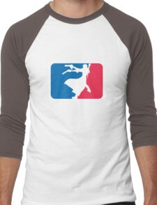 National Devil May Cry Association Men's Baseball ¾ T-Shirt
