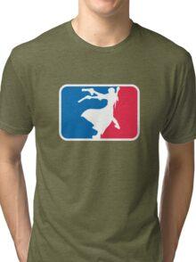 National Devil May Cry Association Tri-blend T-Shirt