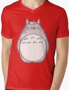 My Neighbor Mens V-Neck T-Shirt