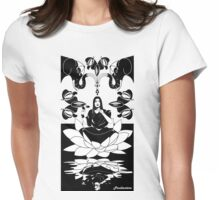 Indian coffee Womens Fitted T-Shirt