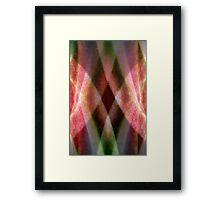 Petal Art Framed Print