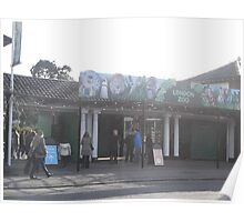 Regents Park/London Zoo/Entrance -(190212)- digital photo Poster