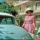 Catwalking -  Fashion Anno Domini 1964 - My Mother at Varna (Bulgaria) - Aw Sweet Remembers !   Brown Sugar . Hat Heads . Culture at Large (A to Z). 2 favoritings 46 views . Thx ! by © Andrzej Goszcz,M.D. Ph.D