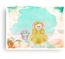 Hoppy Easter ~ Canvas Print