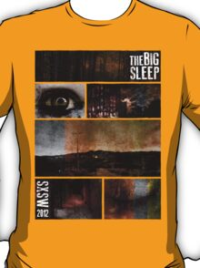 The Big Sleep SXSW Concert Tee T-Shirt