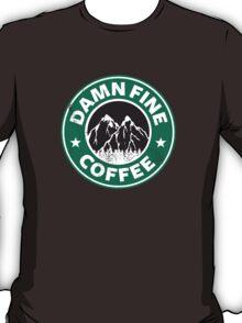 Damn Fine Coffee T-Shirt