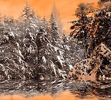 Fiery Wind ! by Elfriede Fulda
