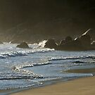Evening Surf: Wilsons Promontory. Victoria by johnrf