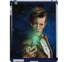 11th Doctor Caricature  iPad Case/Skin
