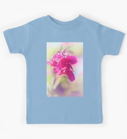 Summer Bloom Kids Tee