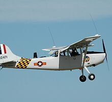 Cessna Bird Dog @ Melton Airshow 2010 by muz2142
