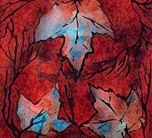 Waxpaper Red... by linmarie